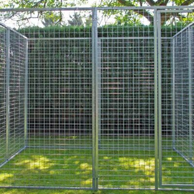 Universele kennel van 2,4mx1,75m